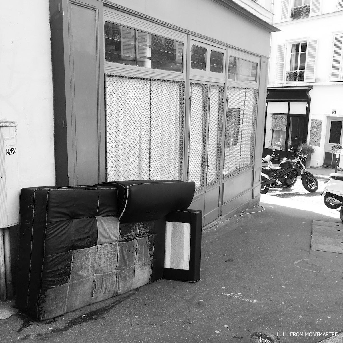 11. Lost in Montmartre, 75018