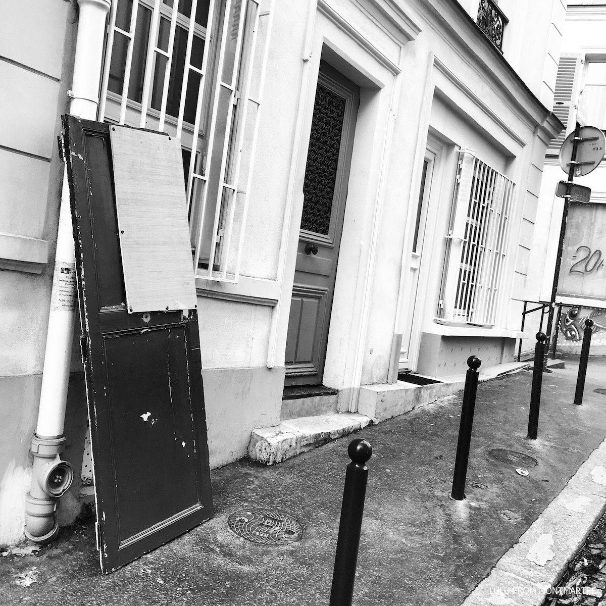 14. Lost in Montmartre, 75018