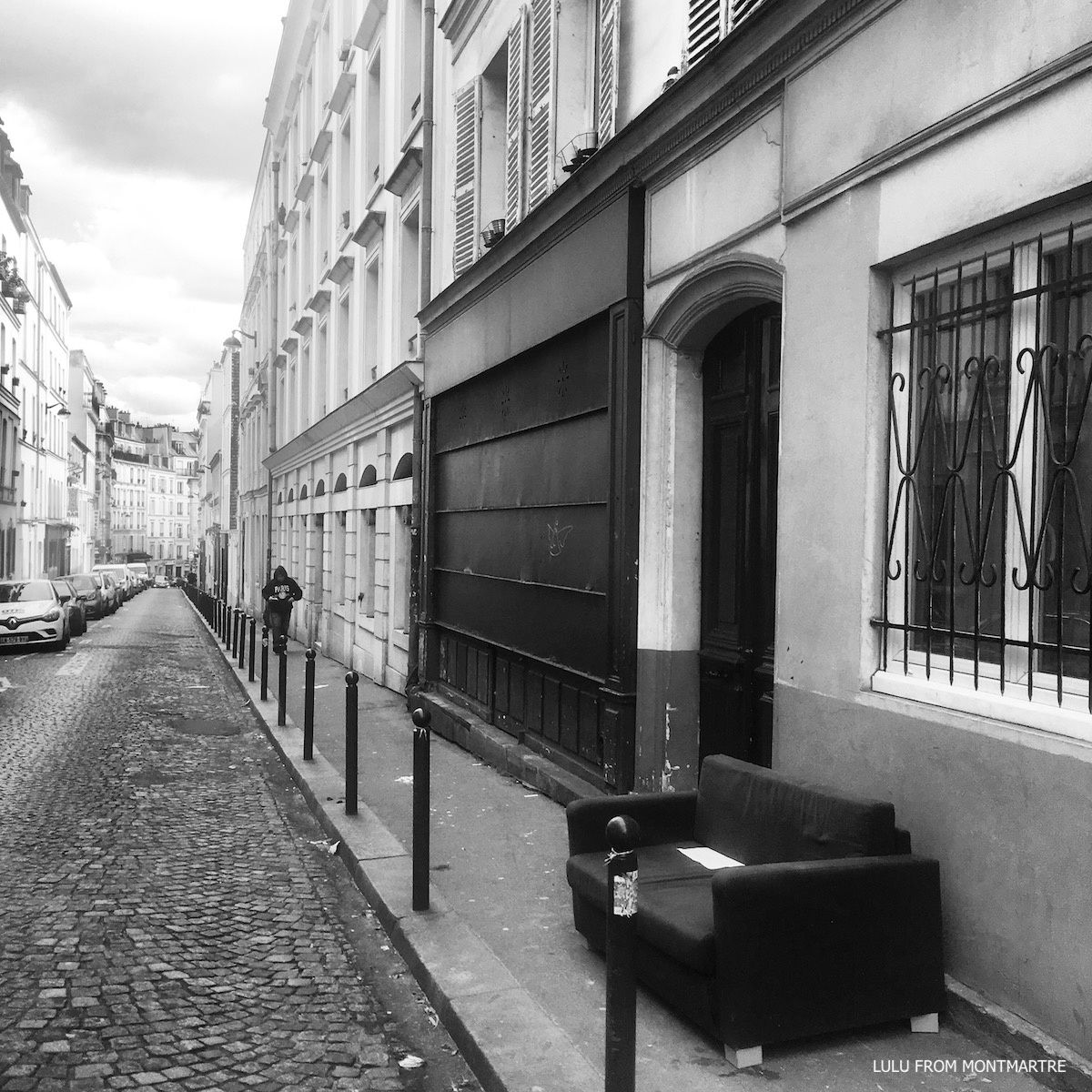 07. Lost in Montmartre, 75018