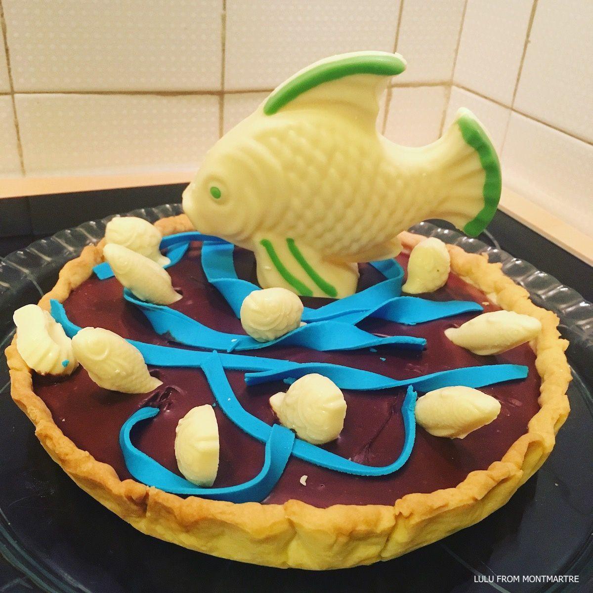 11. Le gâteau de Pâques