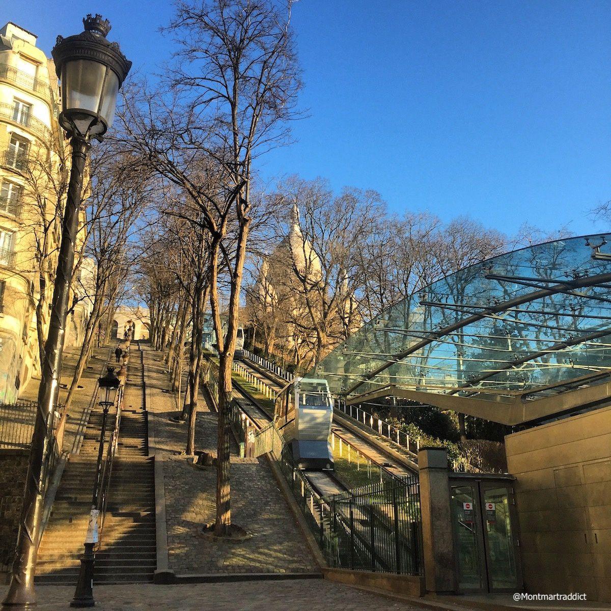 09. Les lumières de Montmartre, 75018