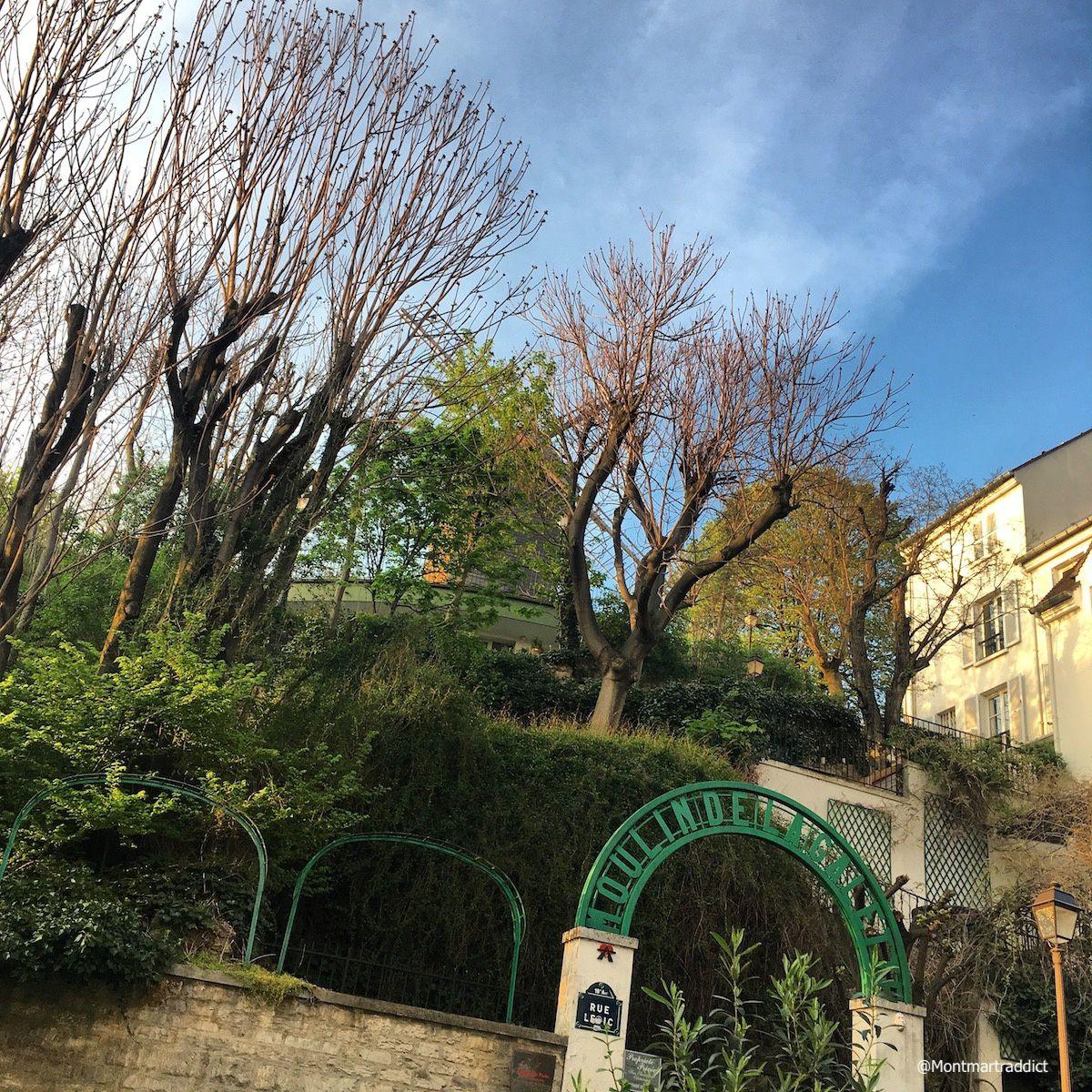 06. Ça sent l'été à Montmartre, 75018