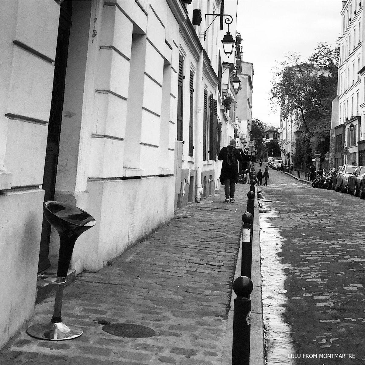 06. Lost in Montmartre, 75018