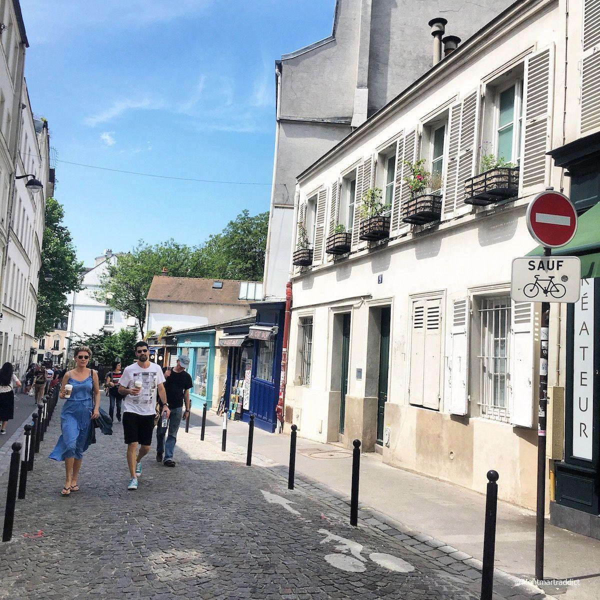 07. Un dimanche à Montmartre, 75018