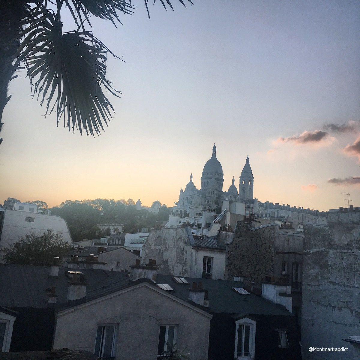 04. La plus belle vue du monde !!! Montmartre 75018