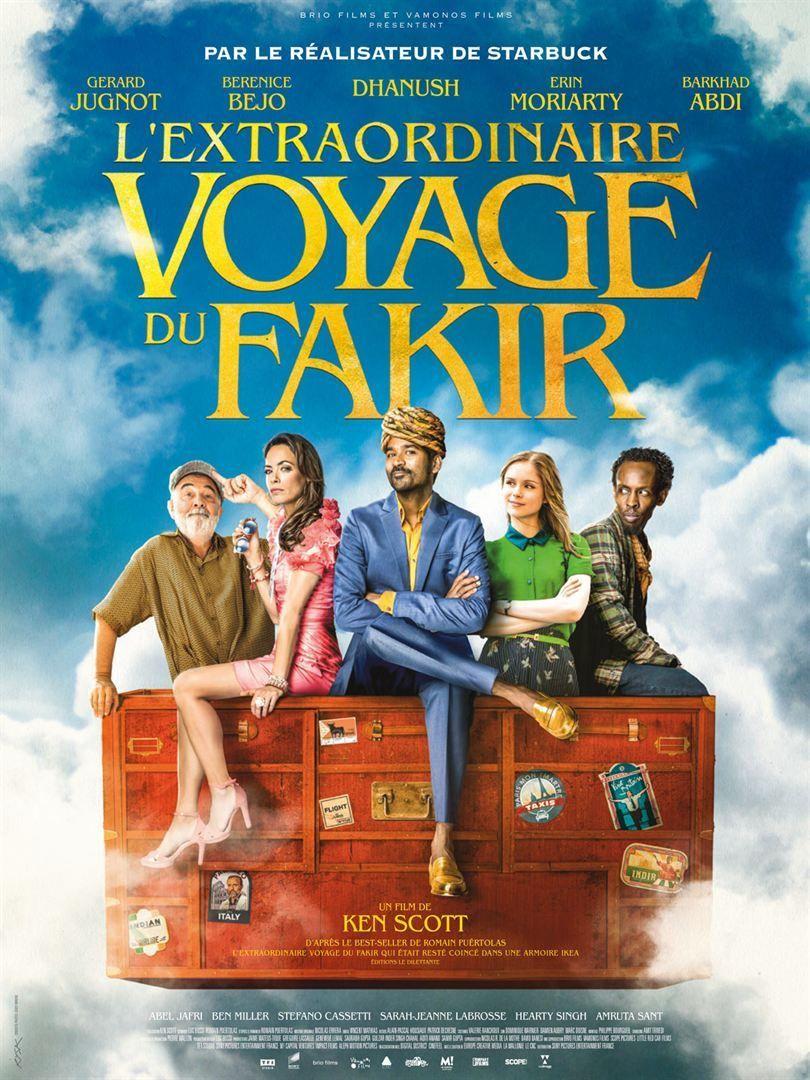 L'extraordinaire voyage du fakir : un film qui rend heureux