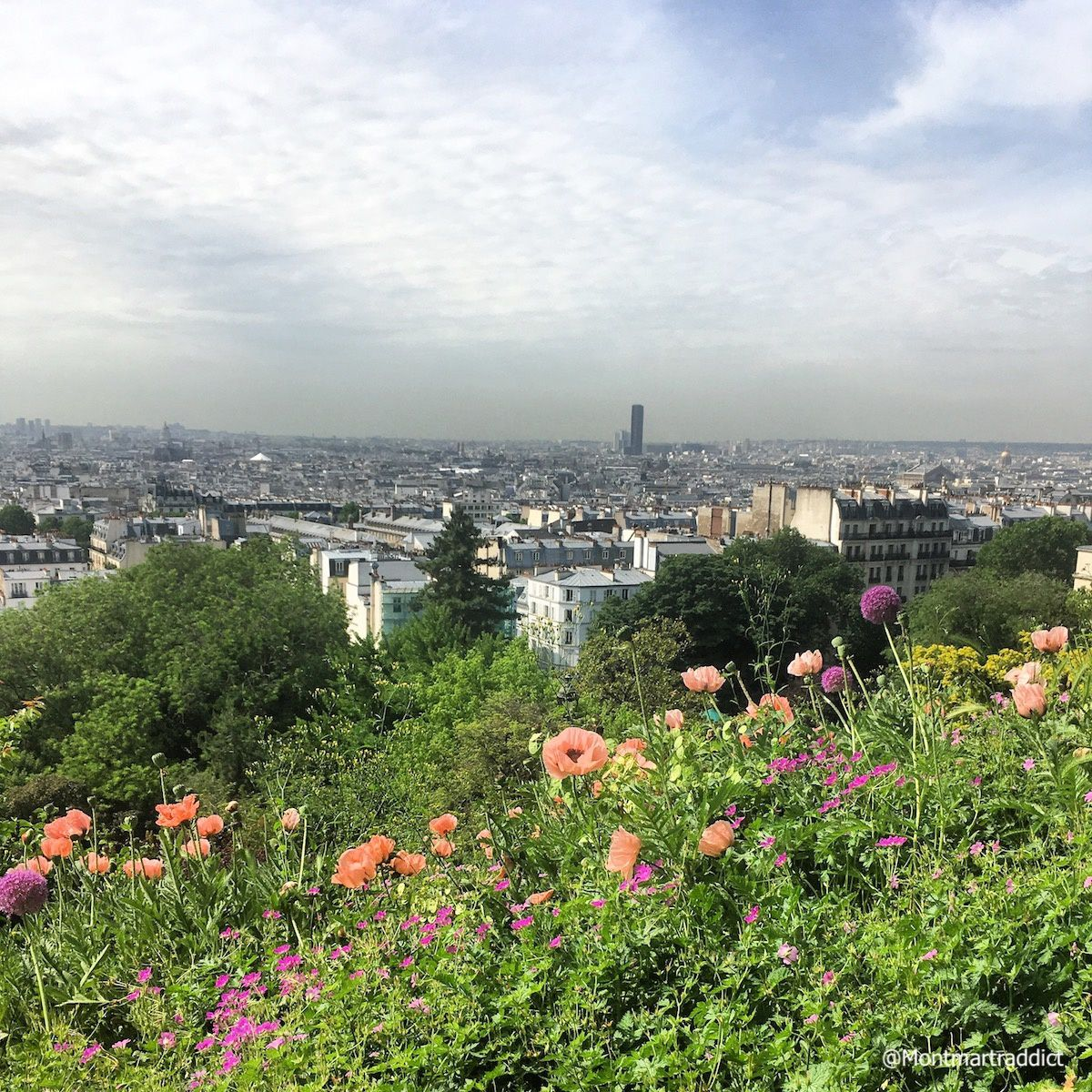 03. From Montmartre with love, 75018