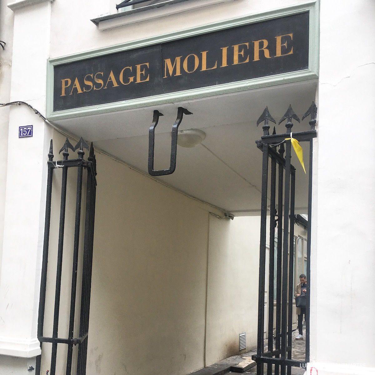 09. Passage parisien, 75003