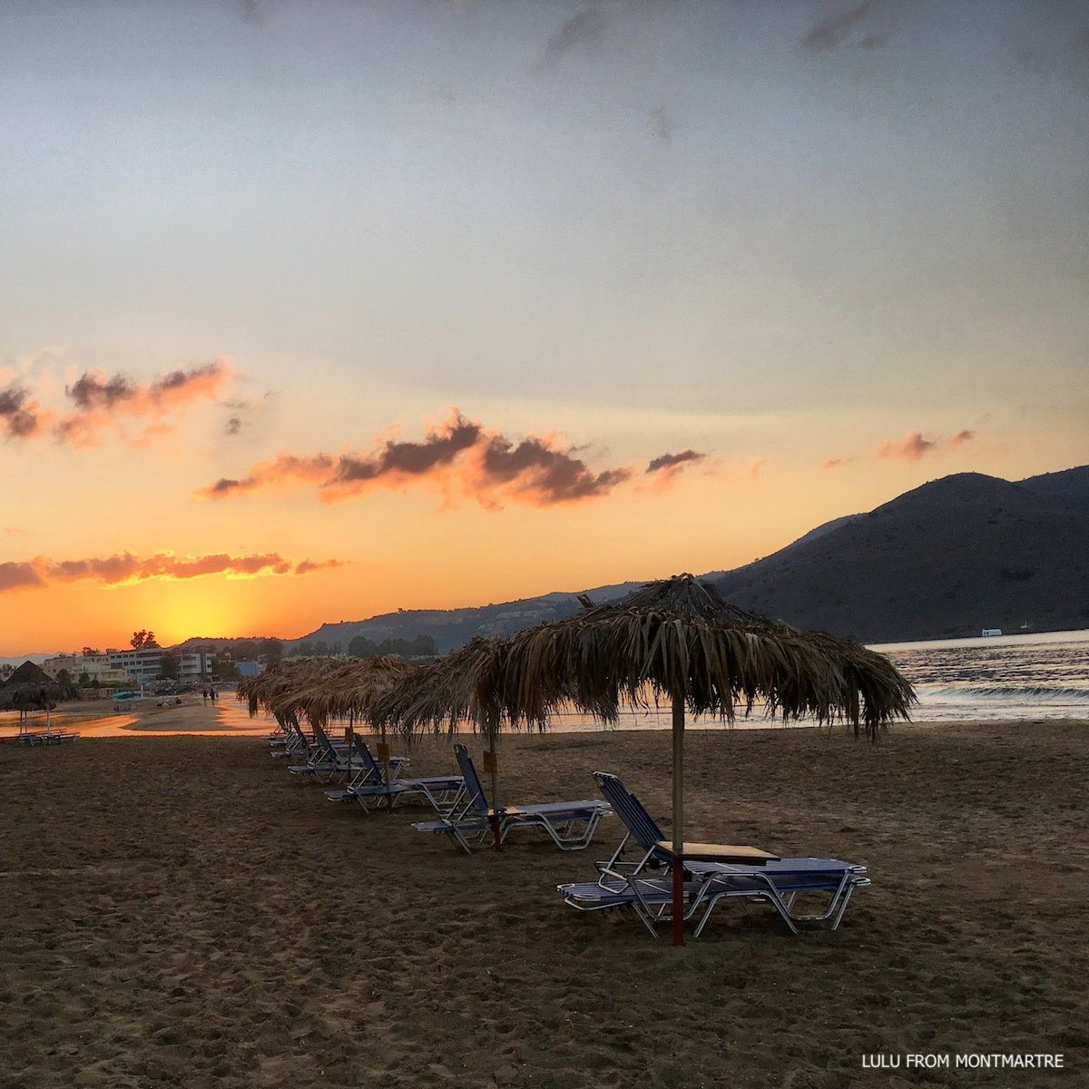03. Coucher de soleil, Geogioupolis, Crète