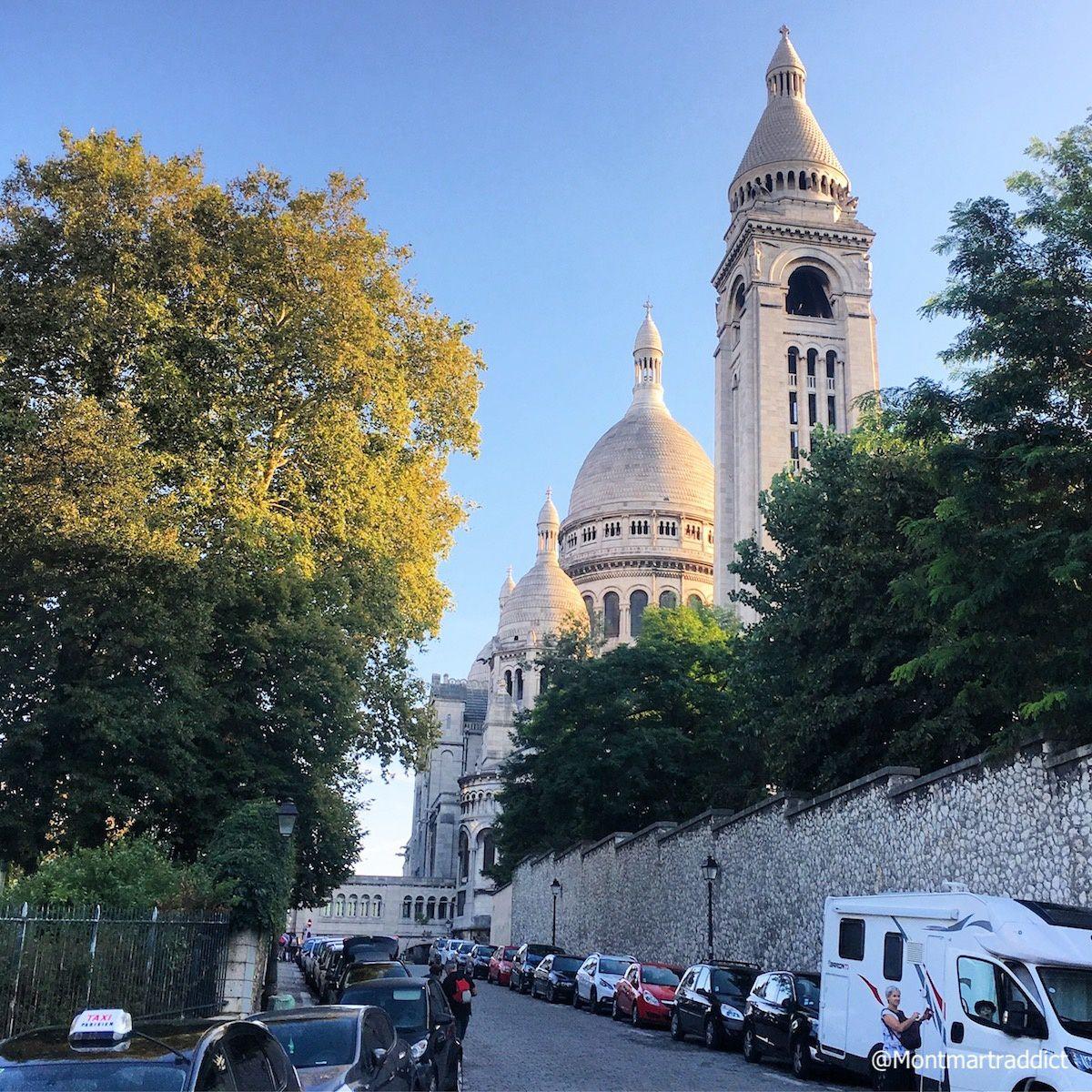 05. Les lumières de Montmartre, 75018