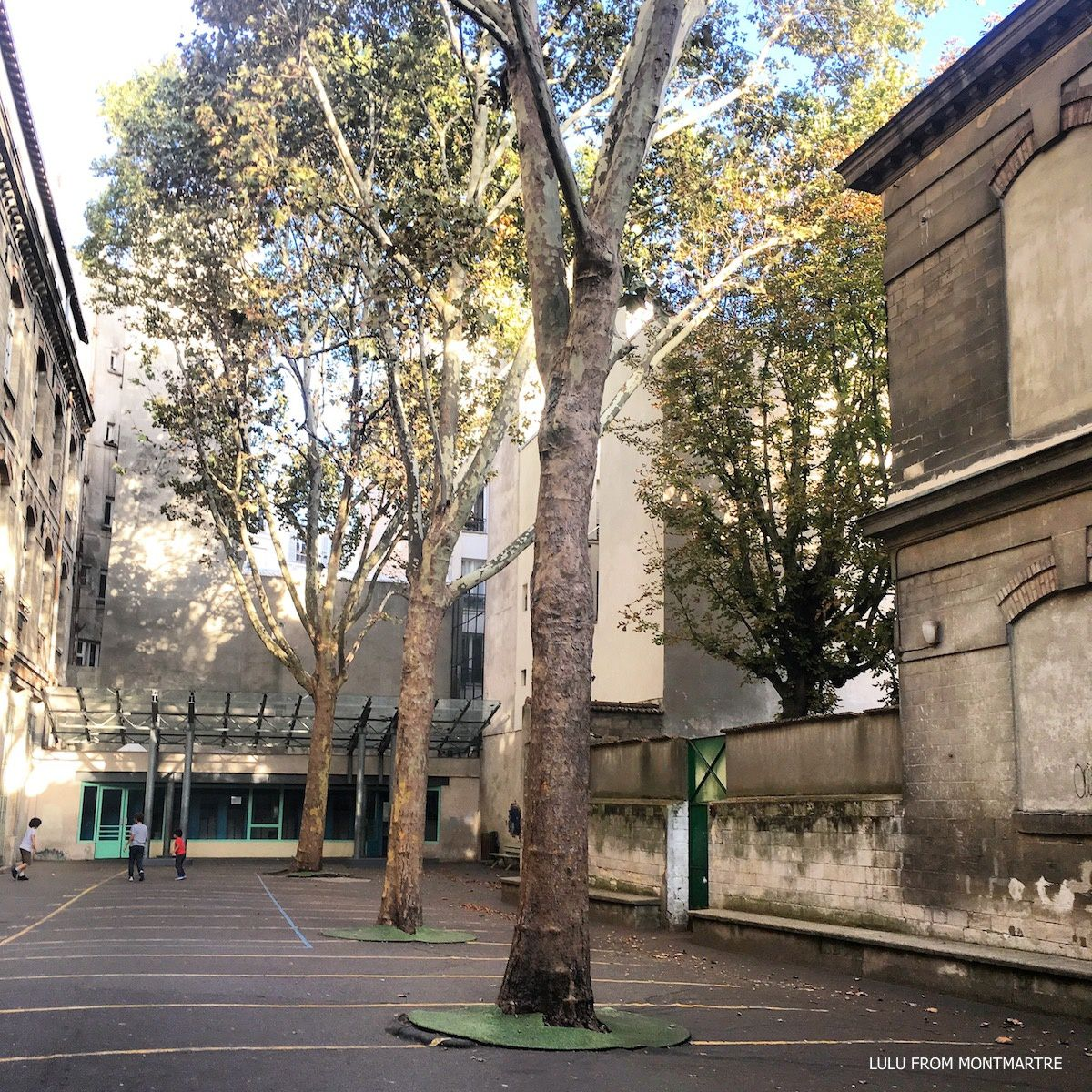 04. Collège montmartrois, 75018