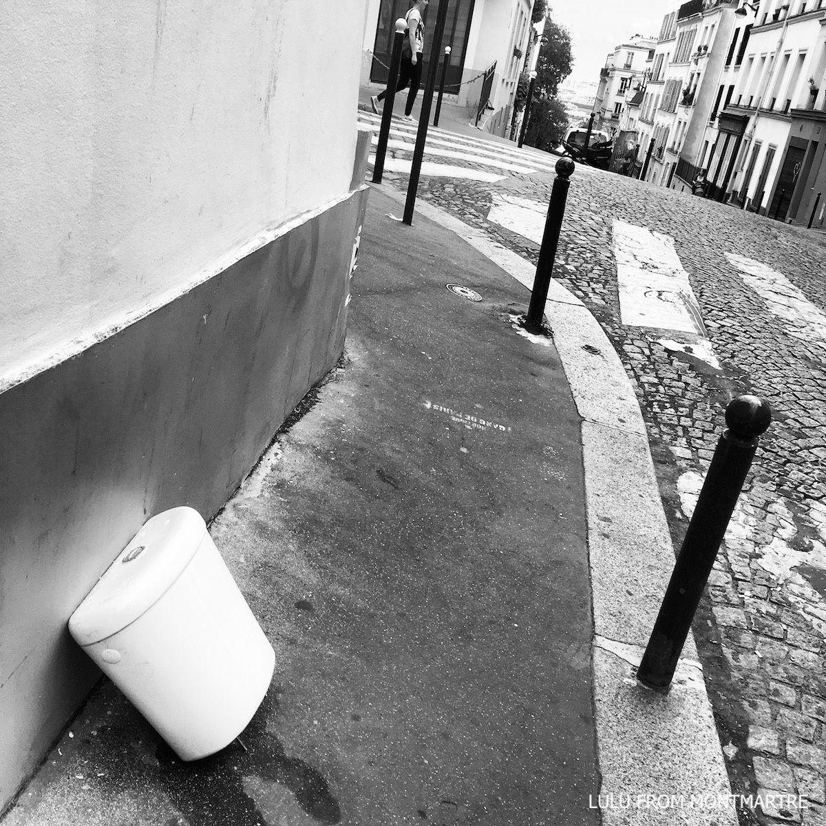 03. Lost in Montmartre, 75018
