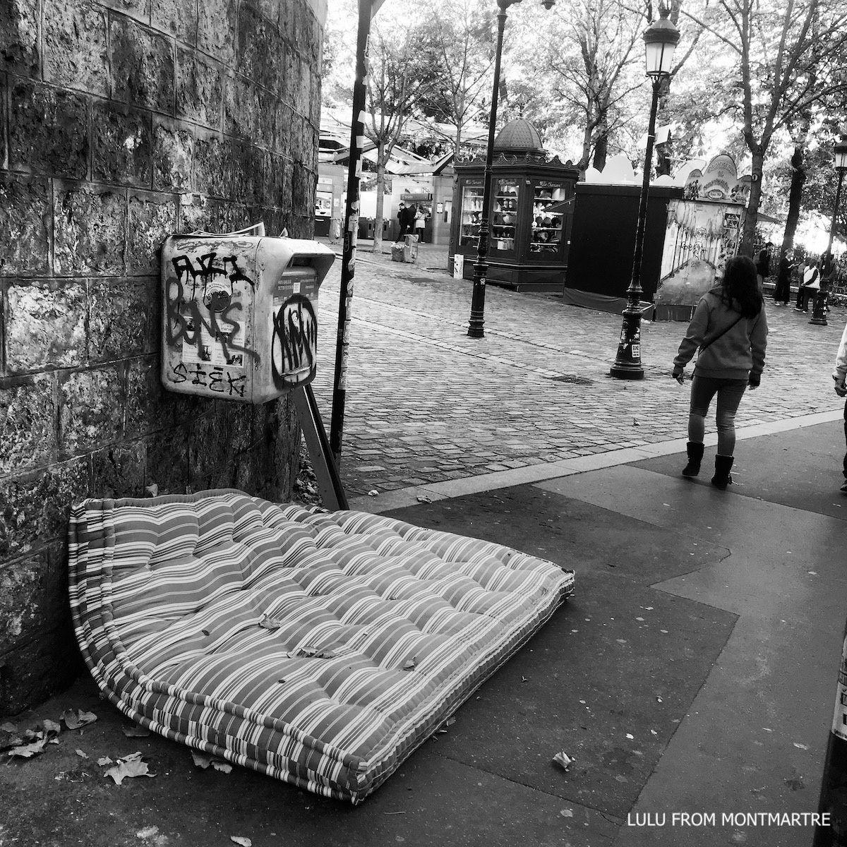 04. Lost in Montmartre, 75018