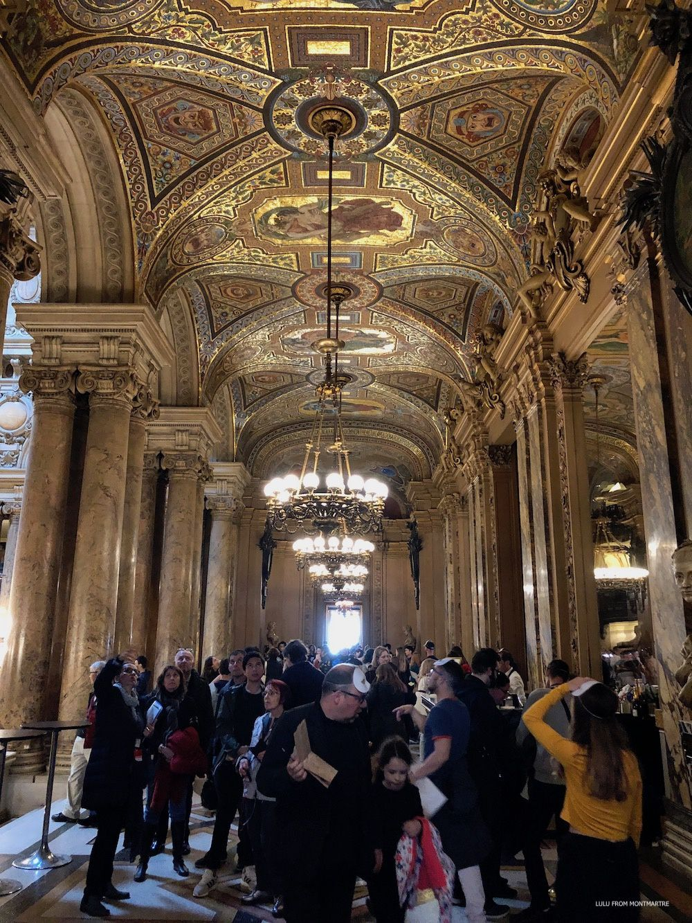 Inside Opéra : escape game au Palais Garnier