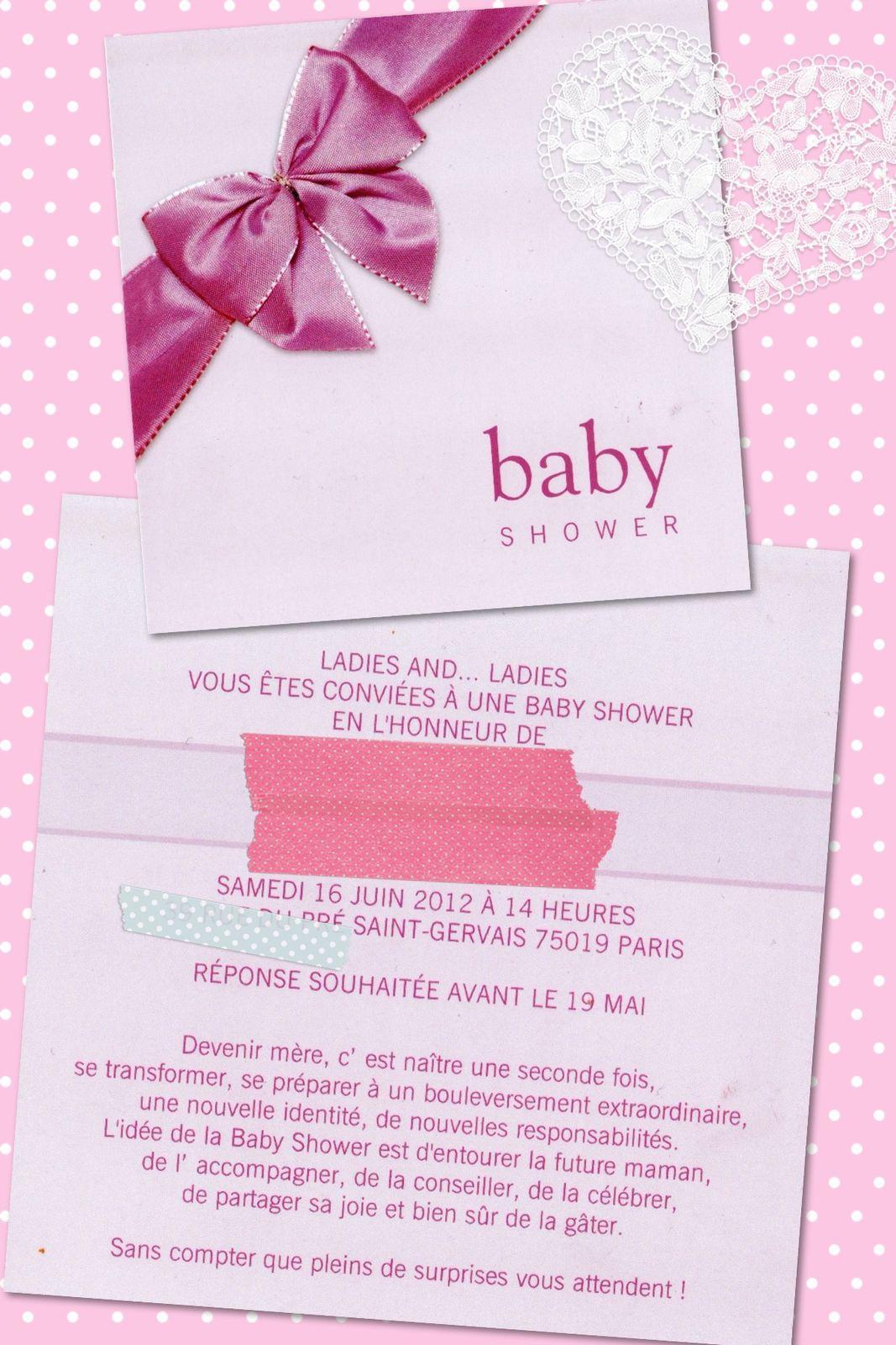 Baby Shower Cadeau Futur Maman flash-back # 1 - ma baby-shower - mère veilleuse