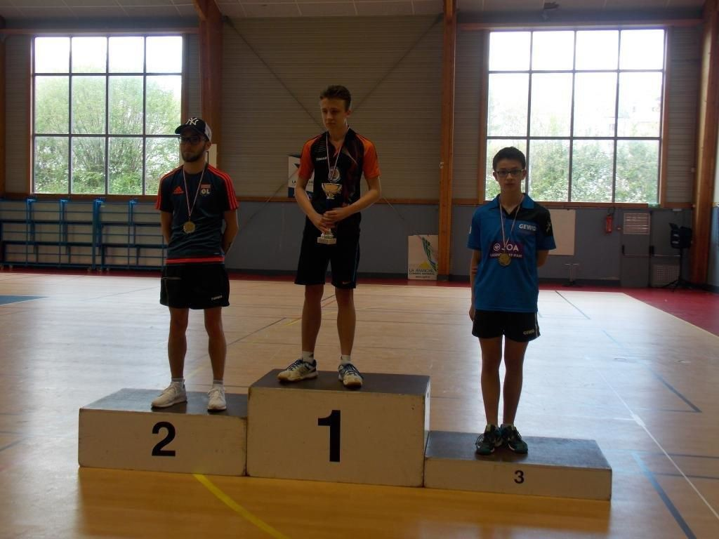 Finales par classemnt : Deux podiums