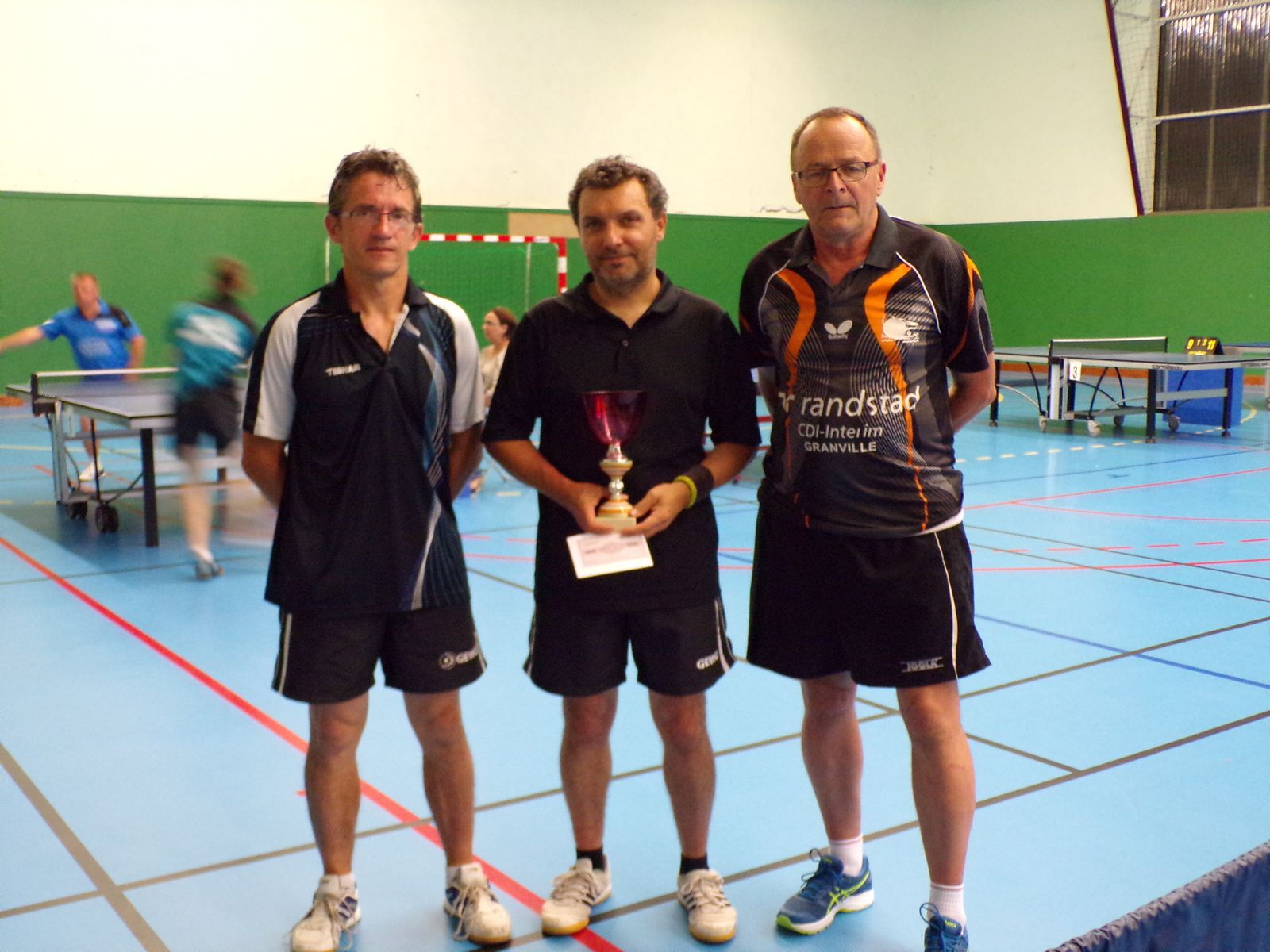 "Gros succès du 4e tournoi "" les jeudis du ping"""