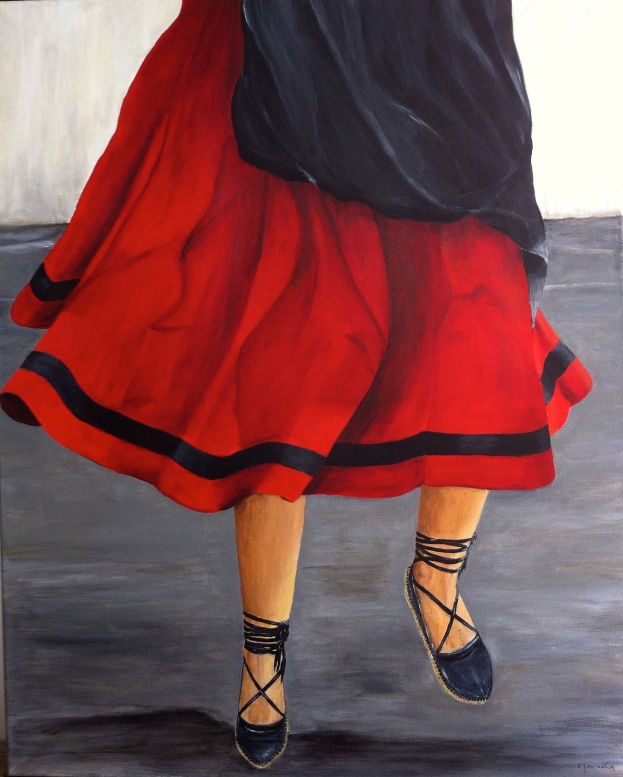 danseuse basque