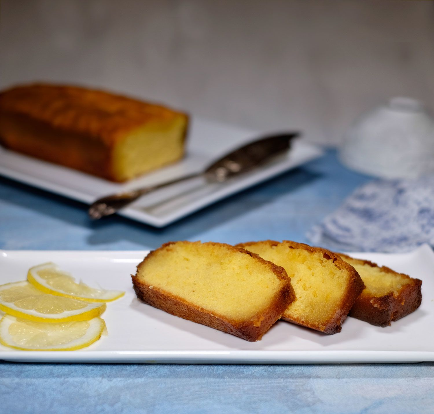 "Le cake au citron de Pierre Gagnaire (""The"" cake, ""the"" best)"
