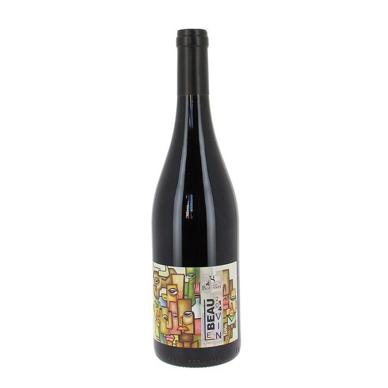 Focaccia pour un Fronton Le Beau vin de Château Bouissel !
