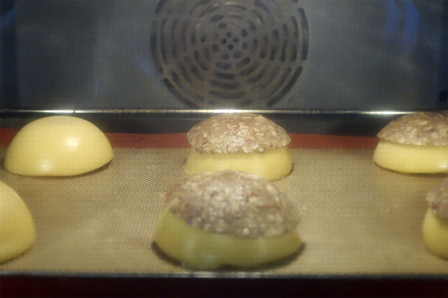 Choux-cuisson 3 minutes