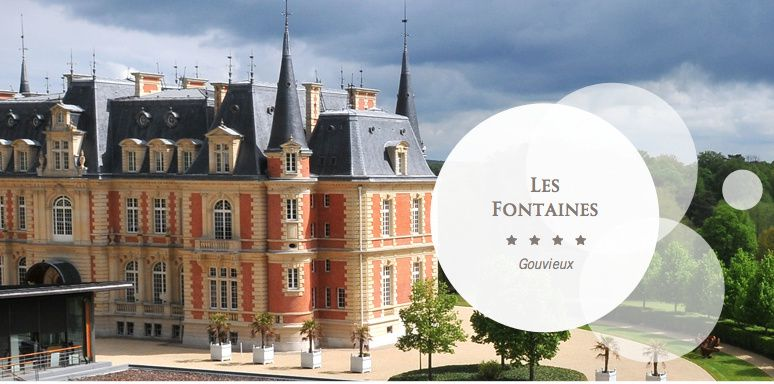 "Chantilly, une destination ""Escale de charme"" véry gastronomie et détente !"