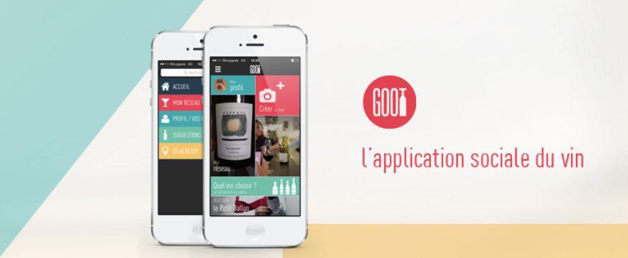 Nouvelle appli mobile pour rendre le vin accessible à tous