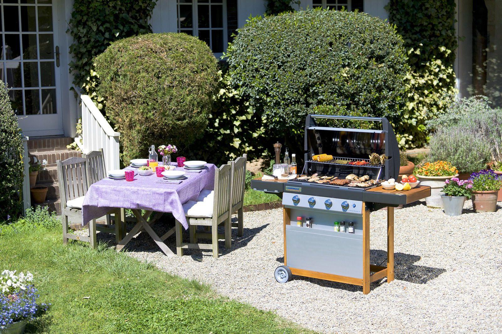 Toutes les cuisines du monde s'invitent sur les barbecues Campingaz®