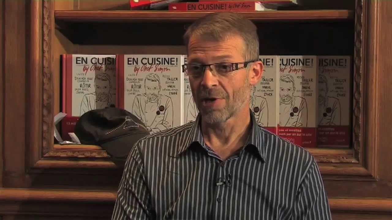 Le chef Bertrand Simon / © Photo DR