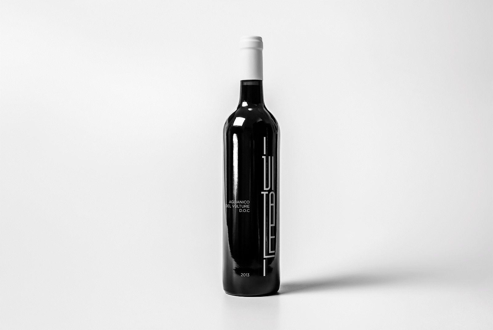 Cantine Vitale - Cantine Vitale S.p.A (vin italien) I Design : Andrea Petruccio, Italie (octobre 2016)