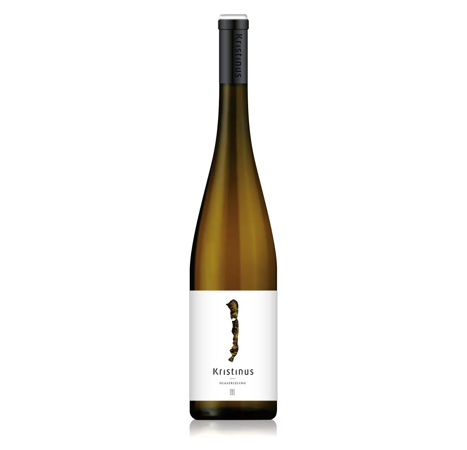 Kristinus Wine Estate (vin hongrois) I Design : Kiss Zsombor, Kéthely, Hongrie (octobre 2016)