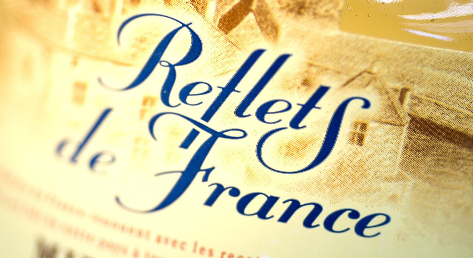 Logo Reflets de France