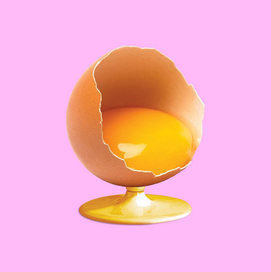 """Egg chair"" - © Alessio Franceschetto"