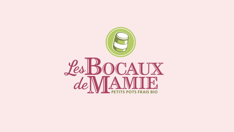 Les Bocaux de Mamie (pots pour bébé bio) I Design : Jean-Philippe Cabaroc, France (juin 2017)