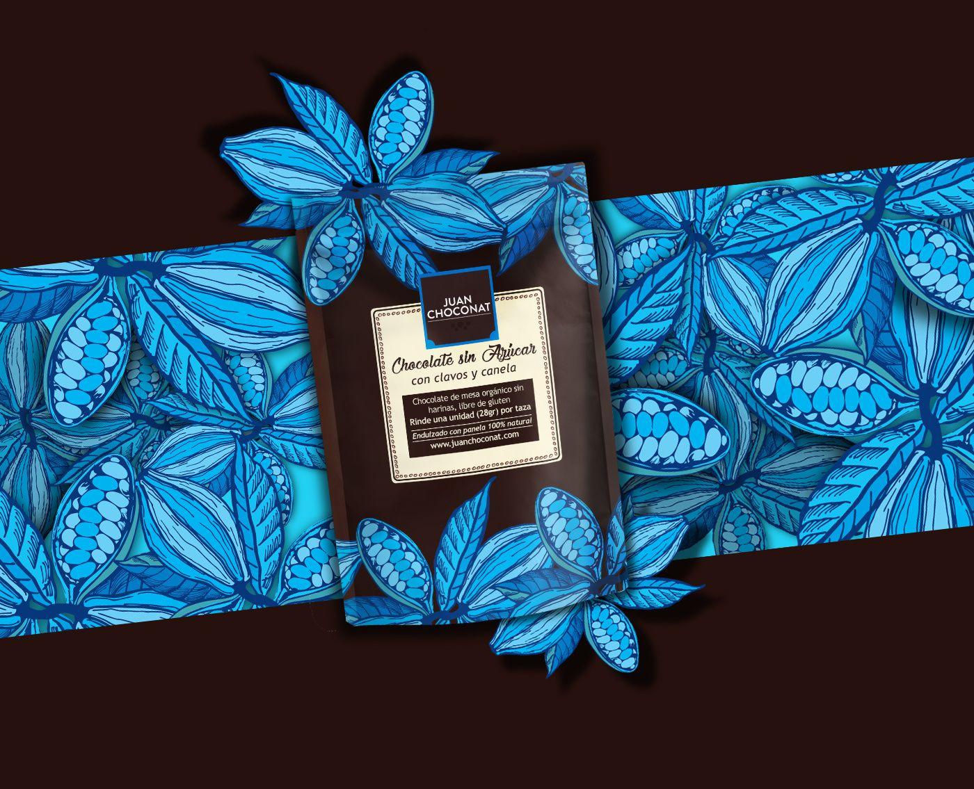 Juan Choconat (chocolat d'origine) I Design : Carlos Mauro Mendoza, Colombie (septembre 2017)