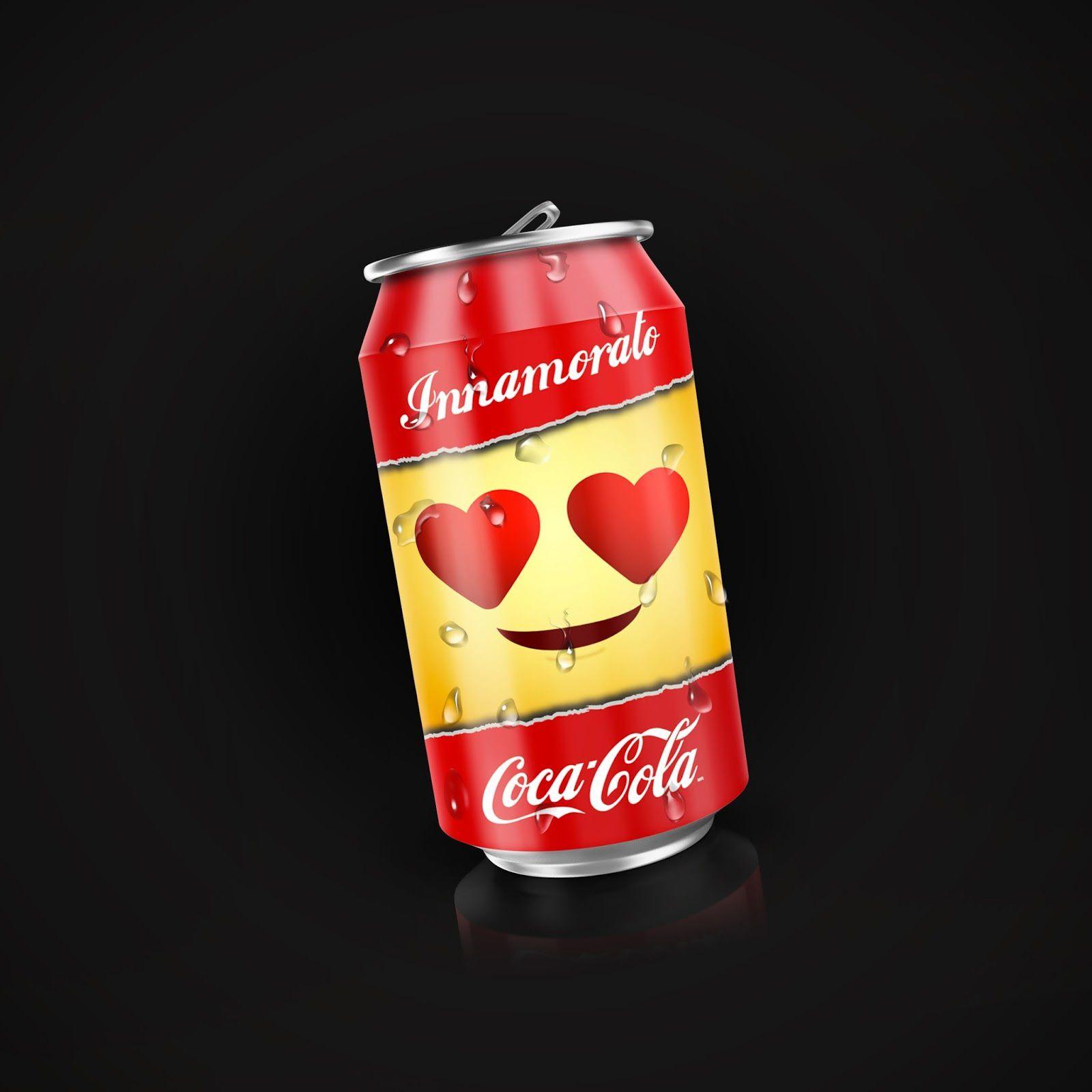Coca-Cola (sodas) I Design (concept) : Giuseppe Caputo, Salerno, Italie (novembre 2017)