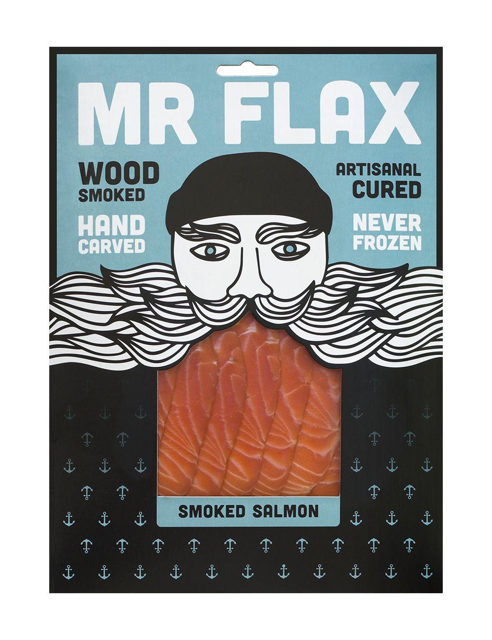 Mr Flax (saumon) I Design : Steph Yamey, Sydney, Australie (mars 2018)