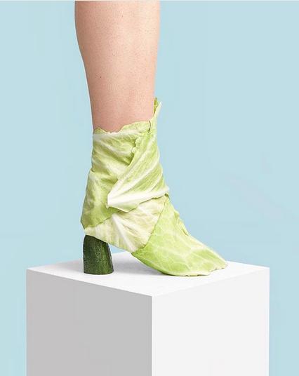 """Cabbage boots"" - © Nikolaj Beyer"