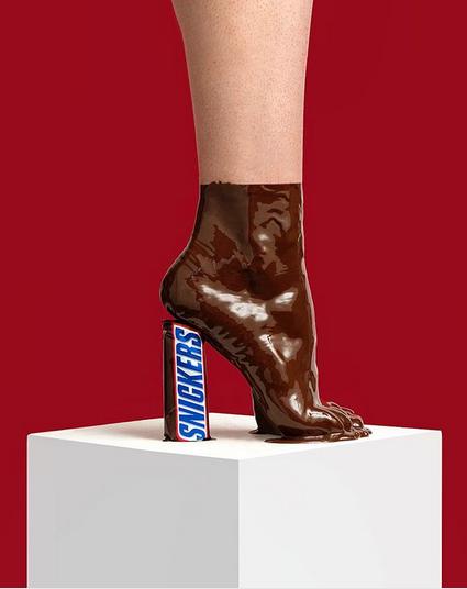 """""""The chocolate stiletto"""" - © Nikolaj Beyer"""
