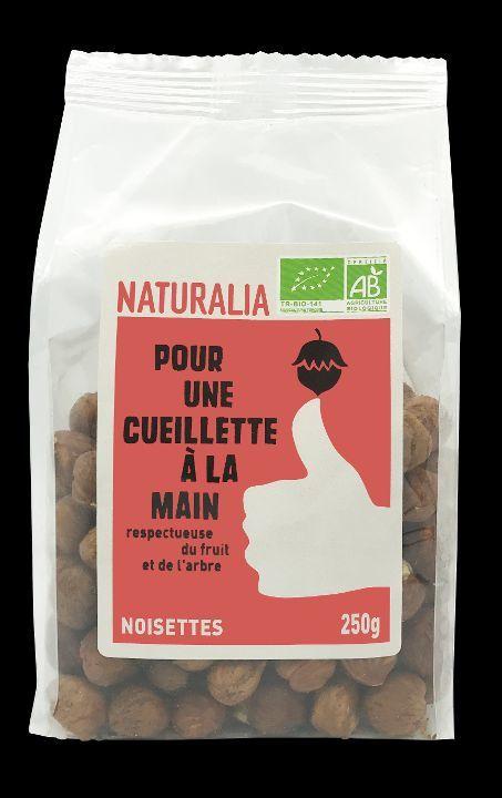 Pour fêter ses 45 ans, l'enseigne Naturalia se refait une bio-té avec un nouveau packaging !