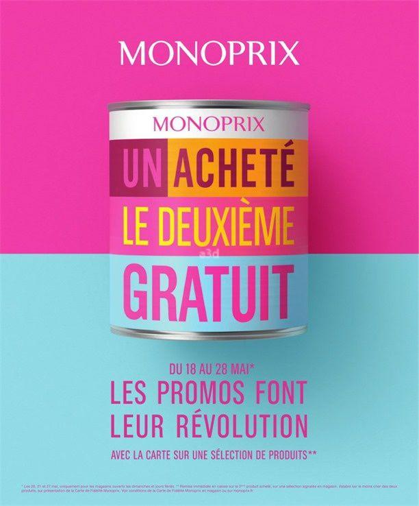 Les promotions font leur révolution chez Monoprix