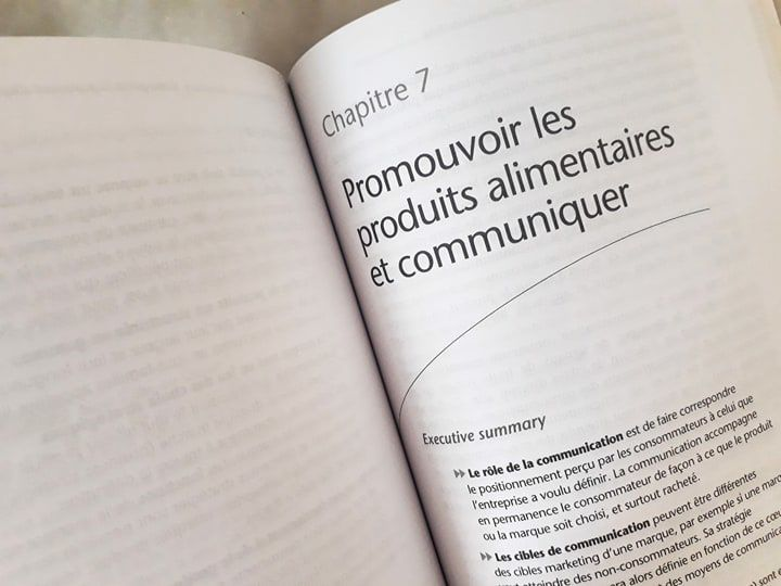 Marketing de l'agroalimentaire - 3e édition, Philippe Aurier, Lucie Sirieix, ed. Dunod (2016)
