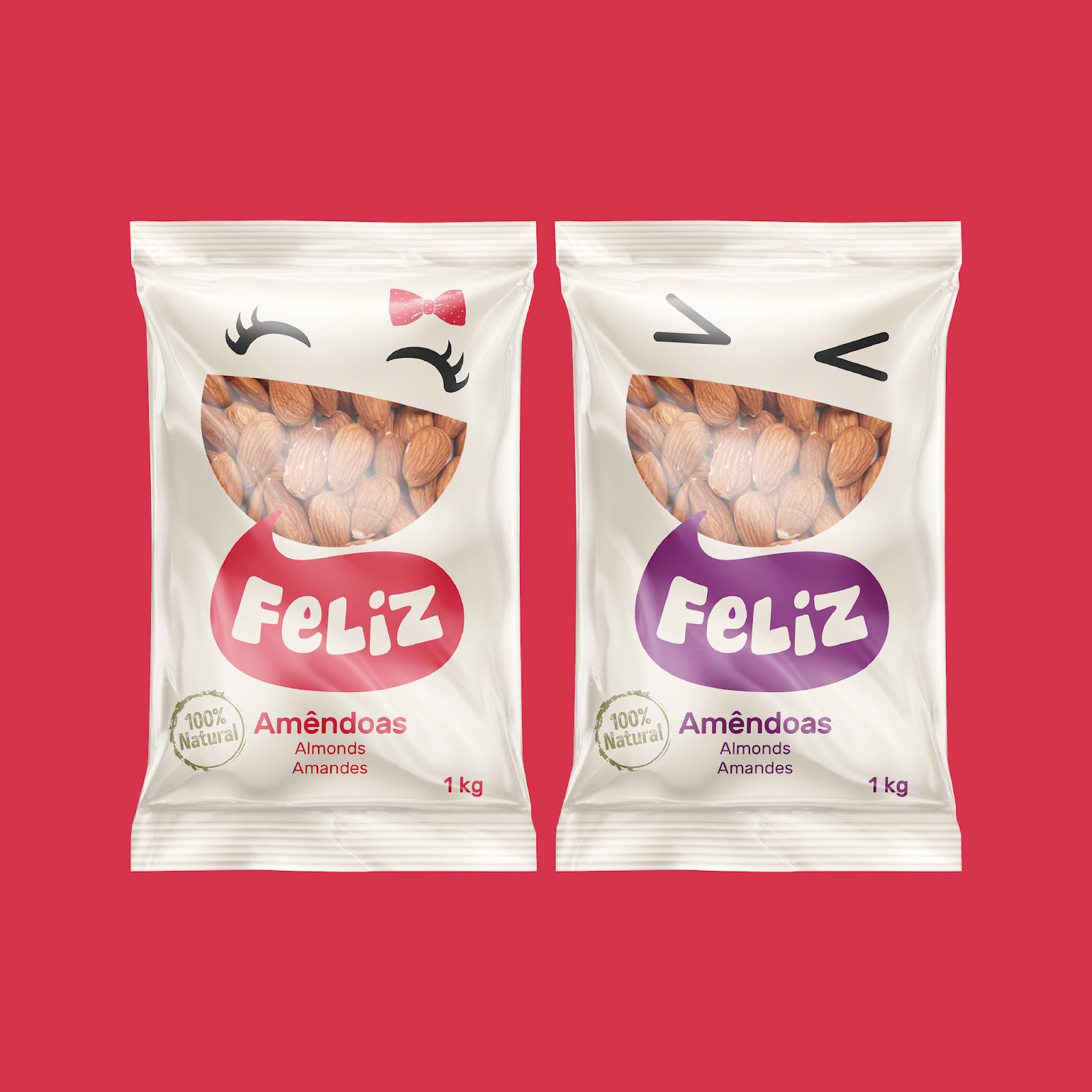 Feliz (noix et sucre roux) I Design : BR - Design Firm, Lisbonne, Portugal (septembre 2018)