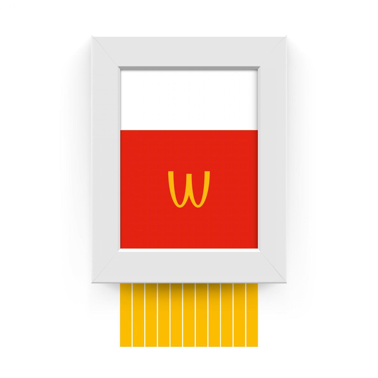 "McDonald's : ""McBanksy"" I Agence : DDB, Vienne, Autriche (octobre 2018)"