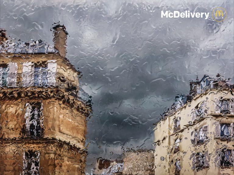 McDelivery - McDonald's (service de livraison) I Agence : TBWA\Paris, France (février 2019)