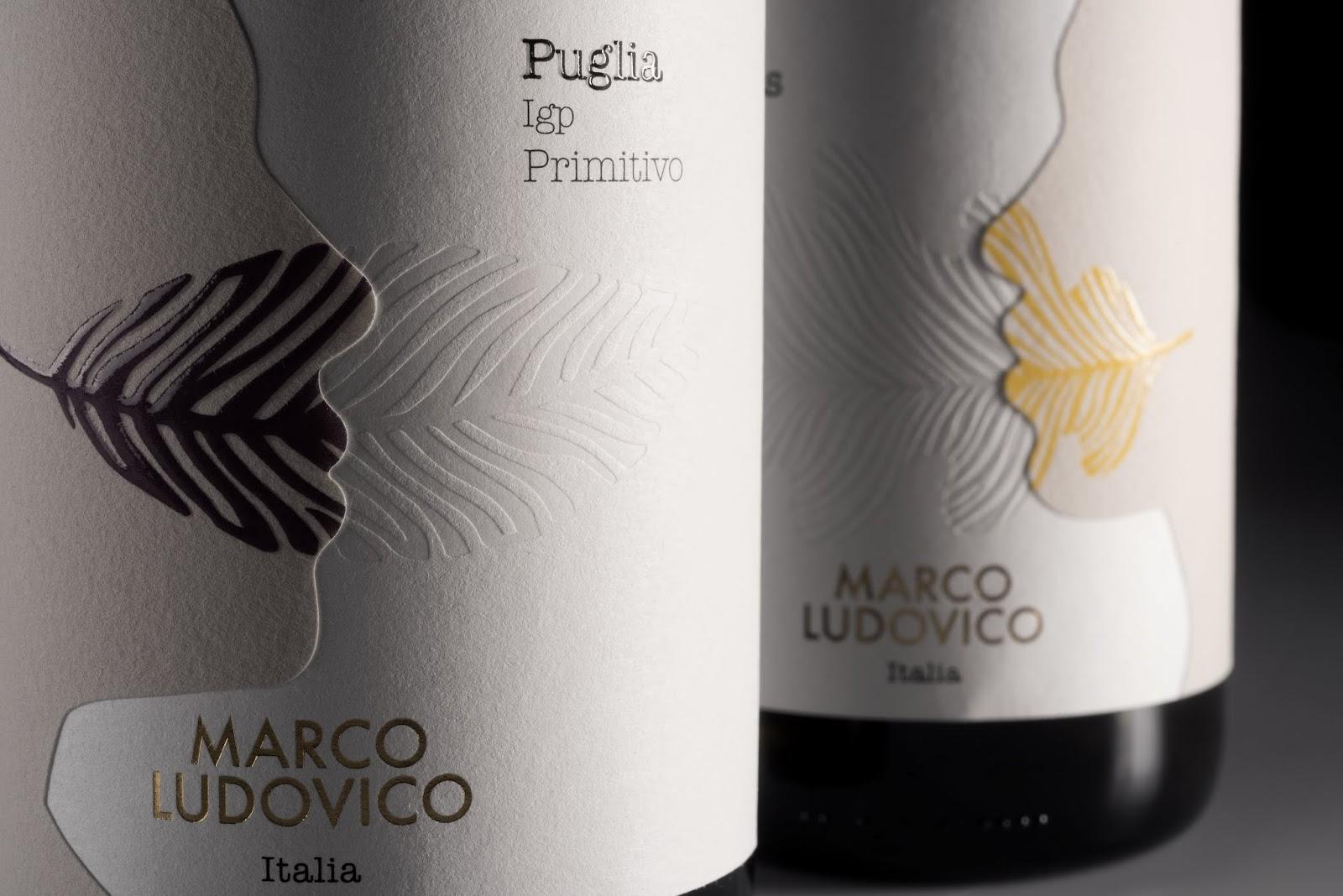 Marco Ludovico (vins italiens) I Design : Spazio Di Paolo, Apulia, Italie (juillet 2019)