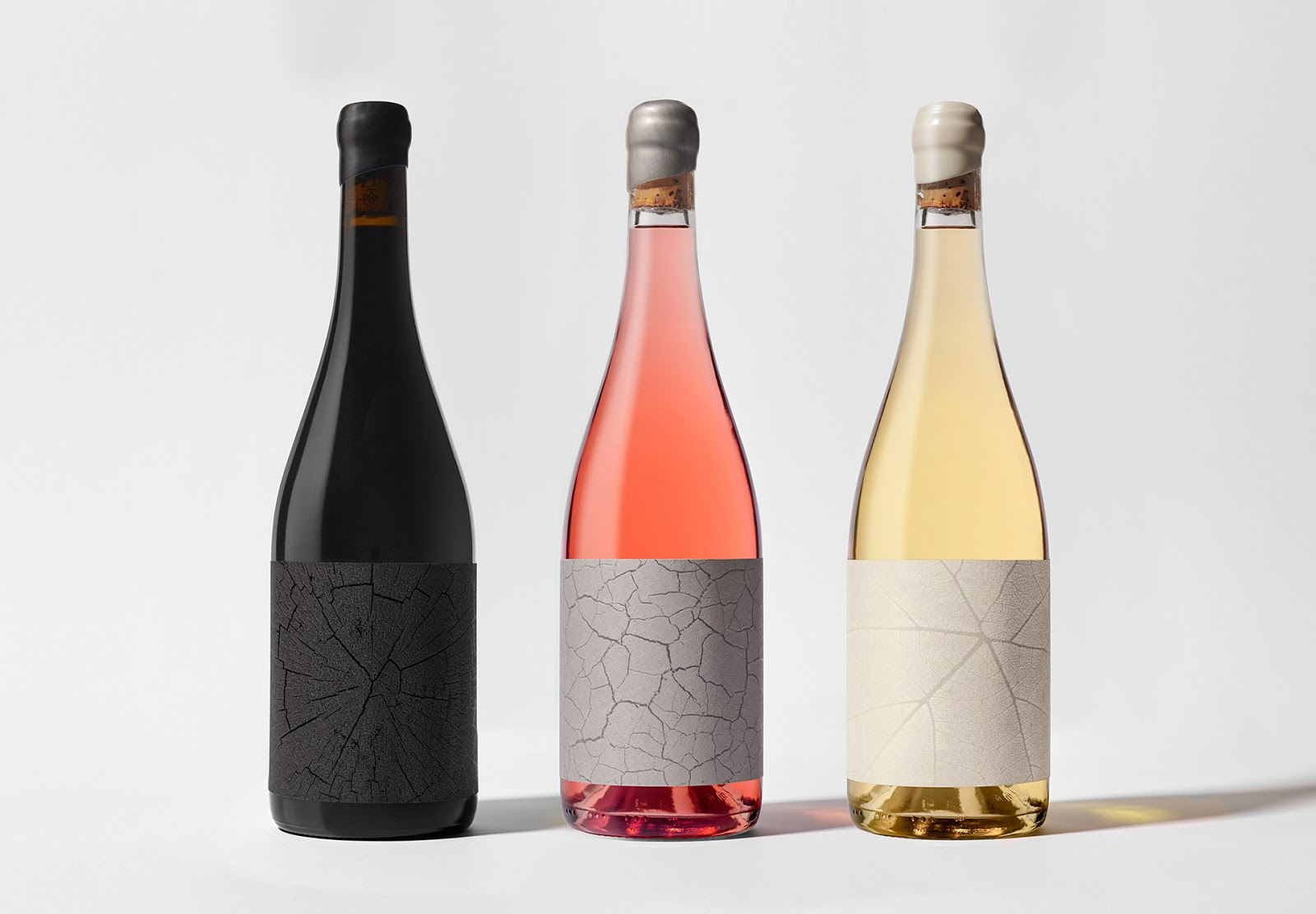 Enebro (vins naturels) I Design : Studio Maba, Espagne (août 2019)