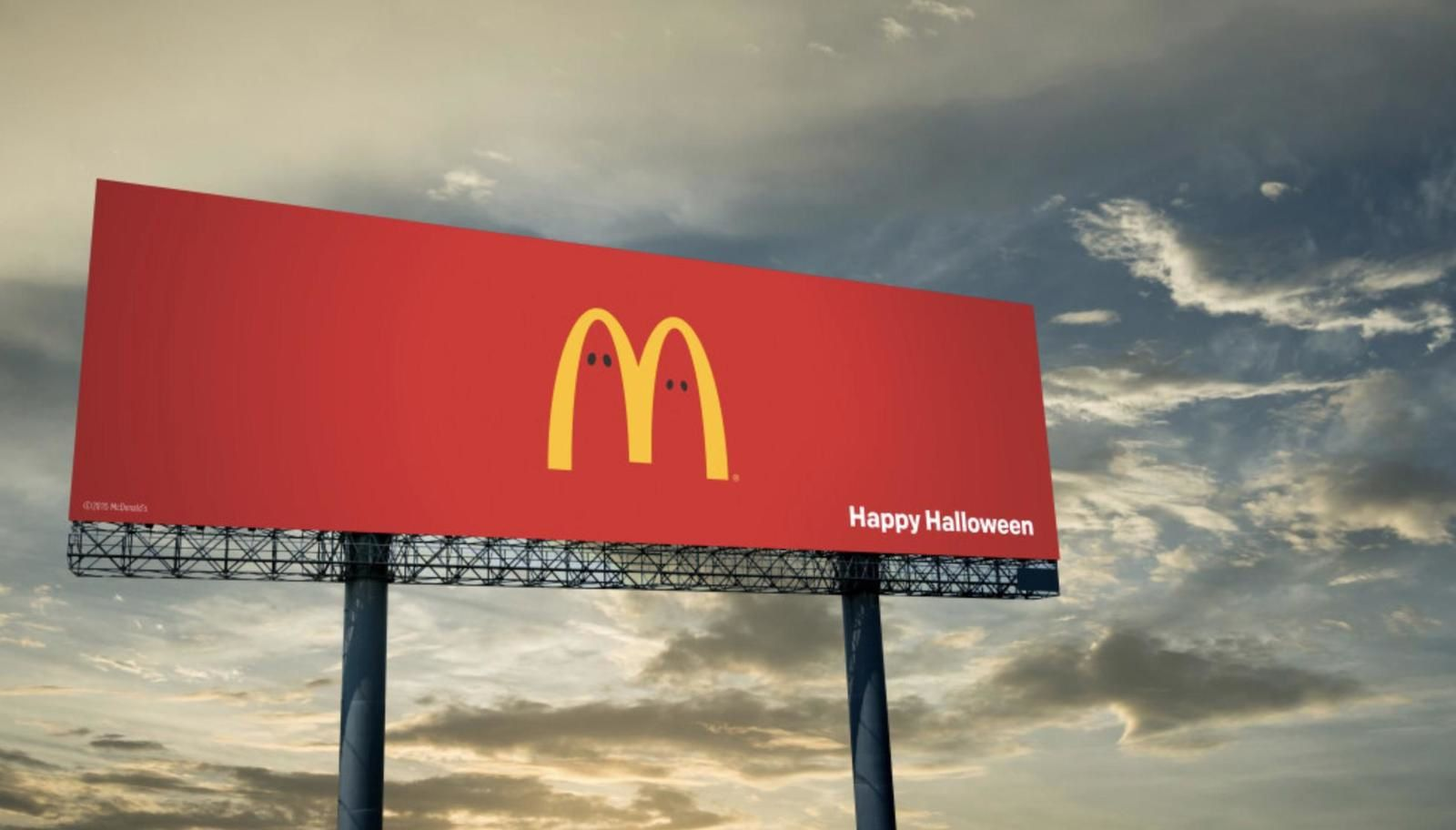 "McDonald's : ""Happy Halloween"" I Agence : Cossette, Etats-Unis (octobre 2019)"