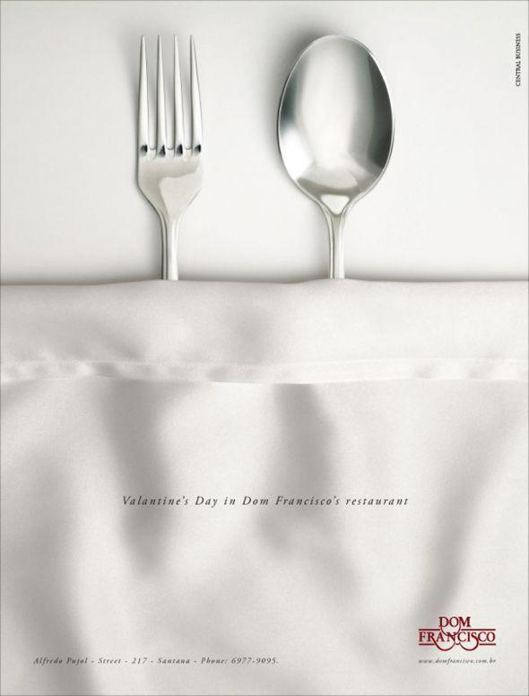 "Dom Francisco : ""Valentine's day in Dom Francisco's restaurant"""