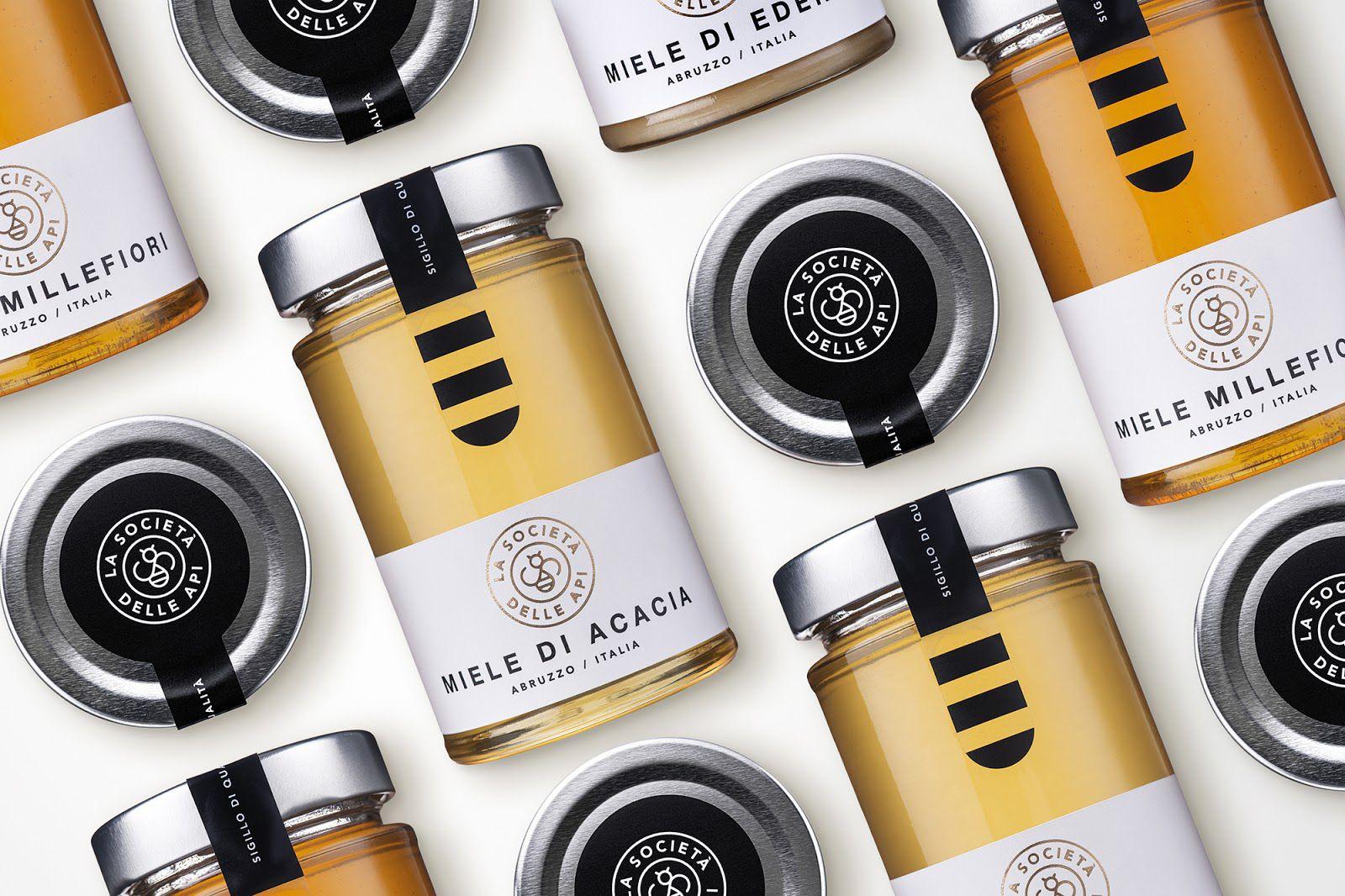 La Società delle Api (miel) I Design : Concept Store, Italie (février 2020)